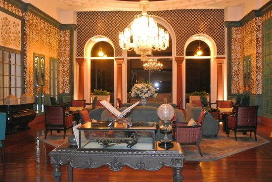 The Oberoi Amarvilas: lounge