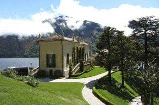 Albergo Lenno: Villa del Balbianello - close to the hotel