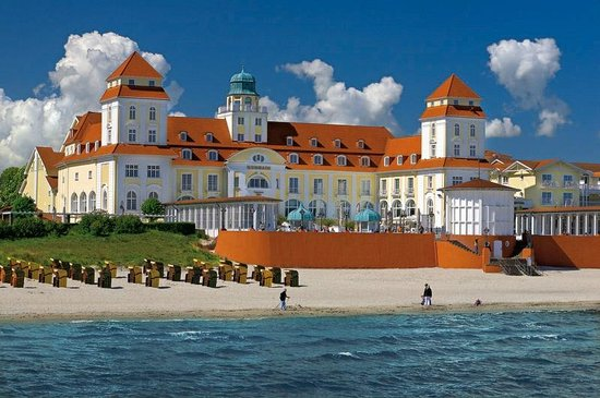 Photo of Travel Charme Kurhaus Binz Ostseebad Binz