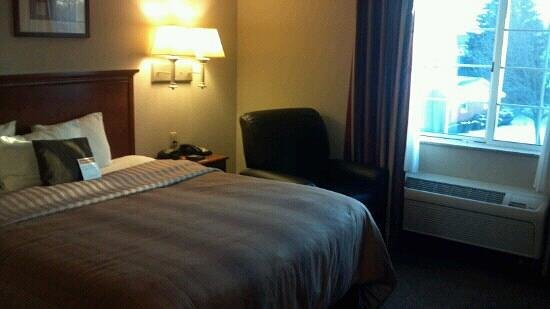 Candlewood Suites South Bend Airport: Suite