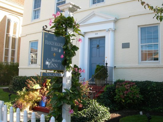 Photo of Francis Malbone House Inn Newport