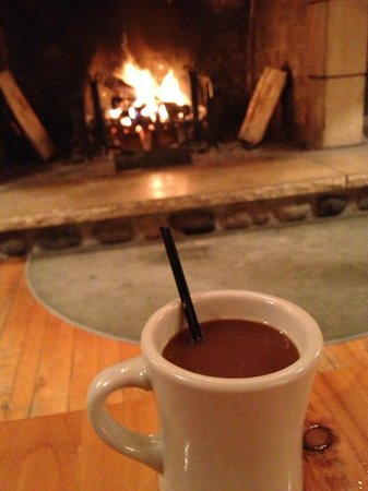 Cove Point Lodge: Campfire Coffee