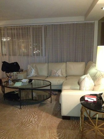 The Dupont Circle Hotel: Sofa Area
