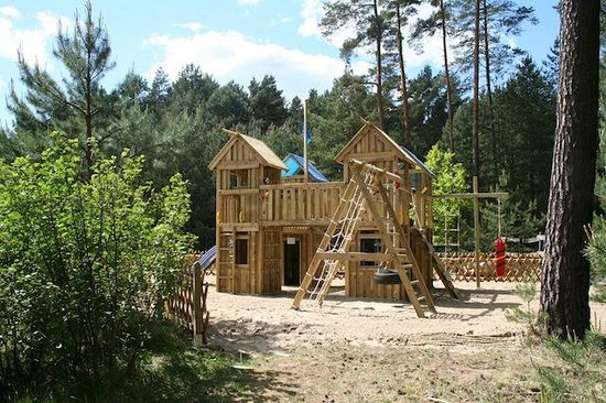 Wesenberg, Germania: Spielplatz