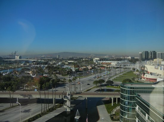Hyatt Regency Long Beach: View from room