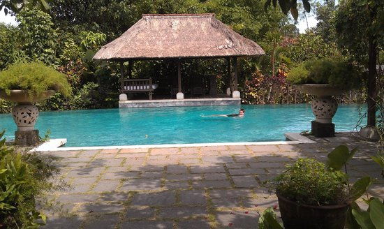 Plataran Bali Resort & Spa: Main pool