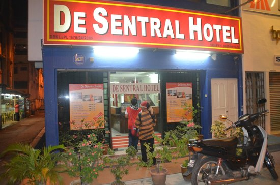 De Sentral Hotel