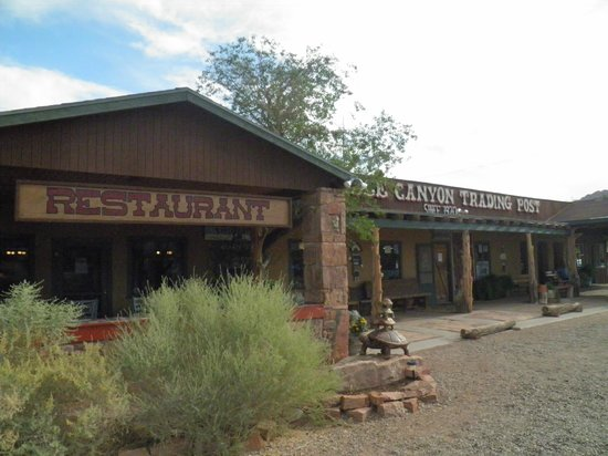 Marble Canyon Lodge: Restaurant