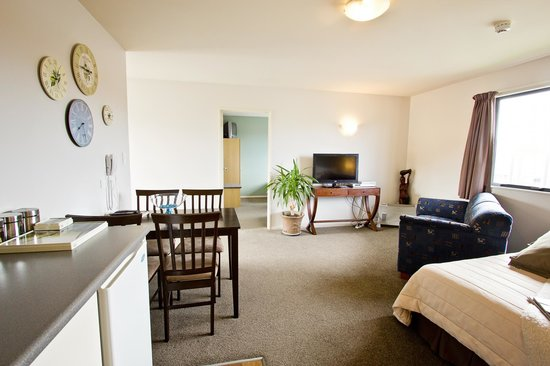 Blenheim Palms Motel: One bedroom Family Spa