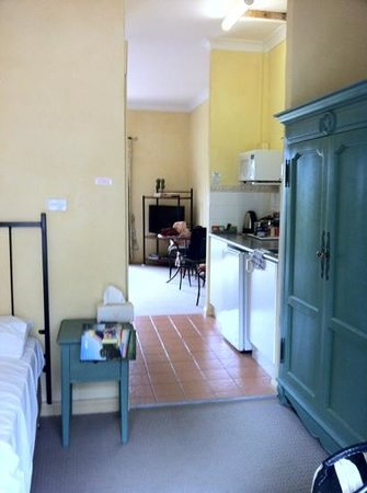 Villa Provence: room