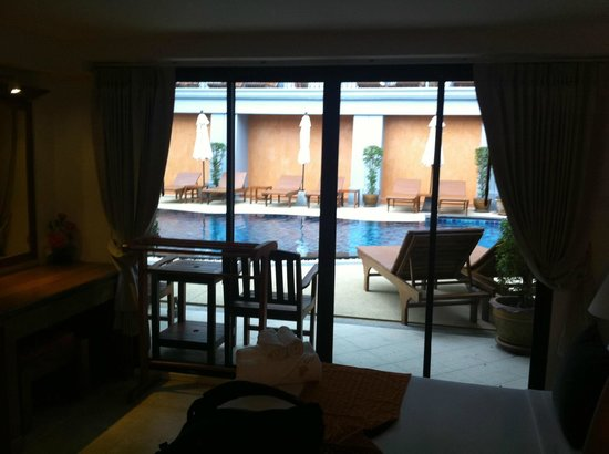 Leelawadee Boutique Hotel: Poolside Deluxe Room.