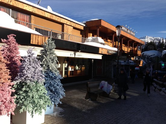 Photo of Hotel Anemones Courchevel