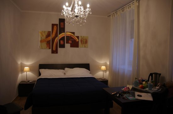 Terme di Traiano Bed and Breakfast: Chambre