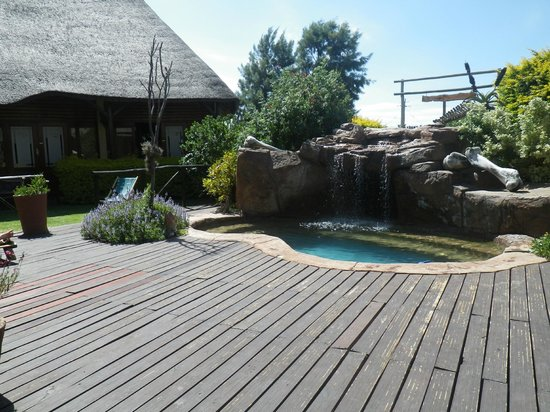 Elephants Footprint Lodge: pool