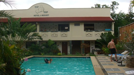 TipTop Hotel &amp; Resort: Hotel front