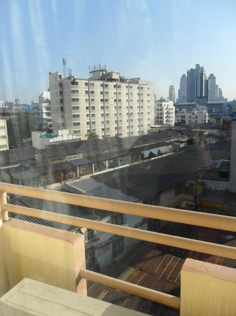 All Seasons Bangkok Siam: view from the hotel