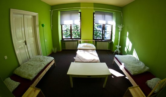 Krakow Backpackers Hostel: triple room