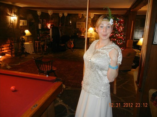 Adair Country Inn & Restaurant: NYE Party