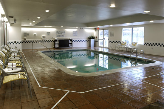 Fairfield Inn Kalamazoo West: Indoor Heated Pool