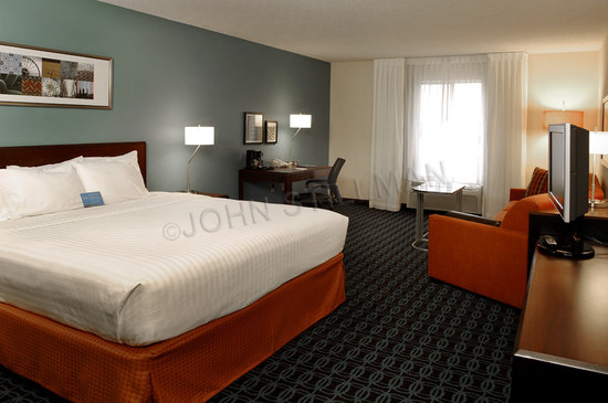 Fairfield Inn Kalamazoo West: Extended King