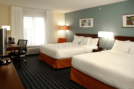 Fairfield Inn Kalamazoo West: Double Queen
