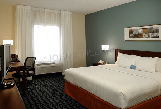 Fairfield Inn Kalamazoo West: King