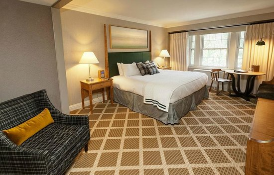 Hanover Inn at Dartmouth College: Hanover Inn Guest Room