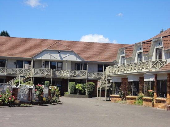 Photo of SilverOaks Resort Heritage Rotorua