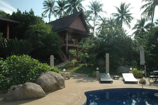 The Rocks Luxury Villas: couples' villa