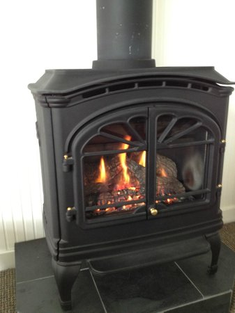 Snuggle Up By The Gas Franklin Stove Picture Of Gearhart Ocean Inn Gearhart Tripadvisor