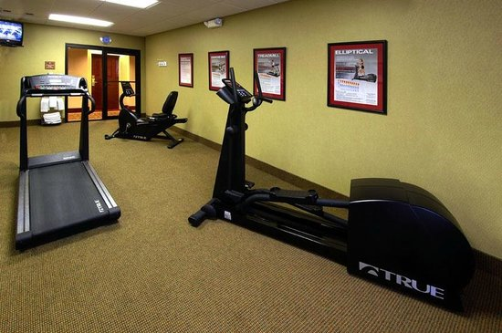 Hampton Inn Troy: Fitness Center