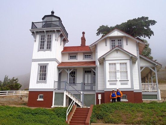 Avila Beach, Kalifornia: Private Point San Luis Lighthouse Tours