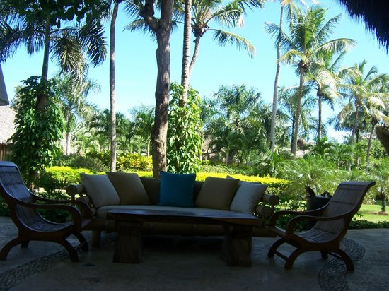Zoetry Agua Punta Cana: View from the lobby