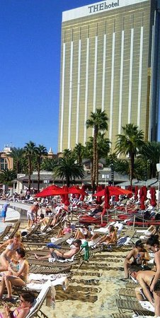Mandalay Bay Resort &amp; Casino: Beach Area