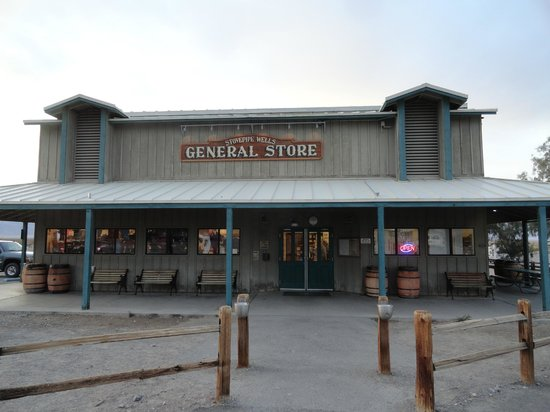 Stovepipe Wells Village Hotel: Store