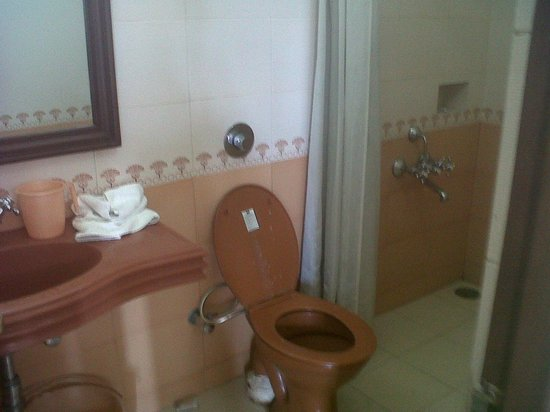 Kalinga Hotel: bathroom