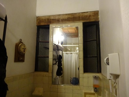 Hotel Real Guanajuato: il bagno