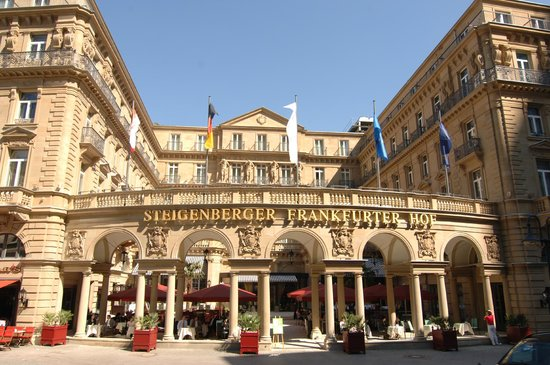 Steigenberger Frankfurter Hof