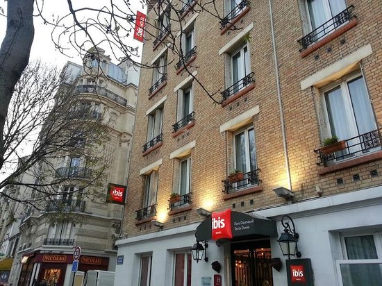 Ibis Paris Porte Doree Hotel Parigi 206 Le De France 171