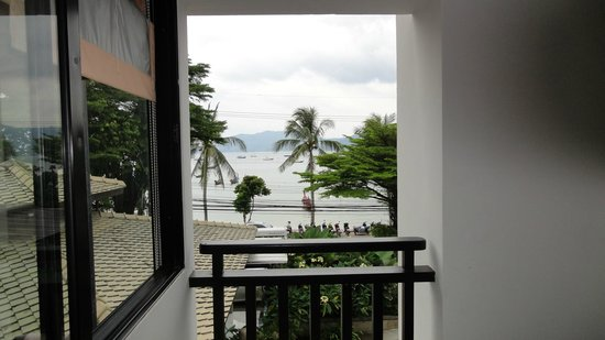 """Avantika Boutique Hotel: The view from our """"private balcony"""" Grand Deluxe"""