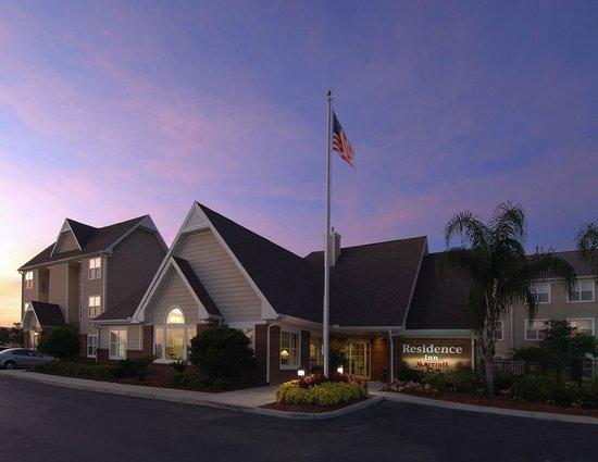 Residence Inn by Marriott Lakeland: Hotel Exterior