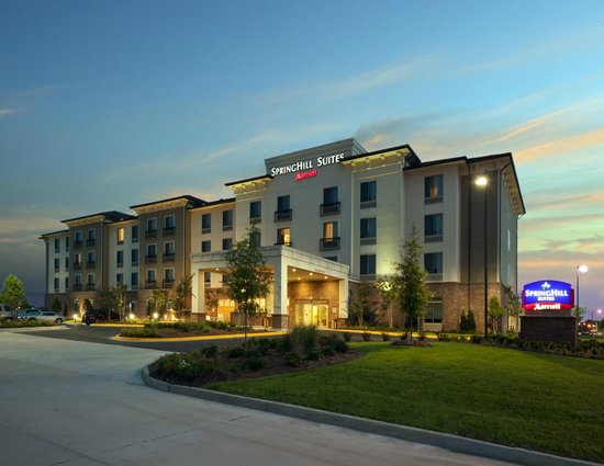 SpringHill Suites Lafayette South at River Ranch