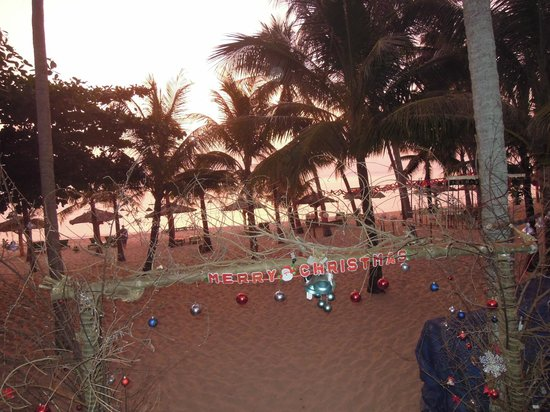 Thanh Kieu Coco Beach Resort: spiaggia
