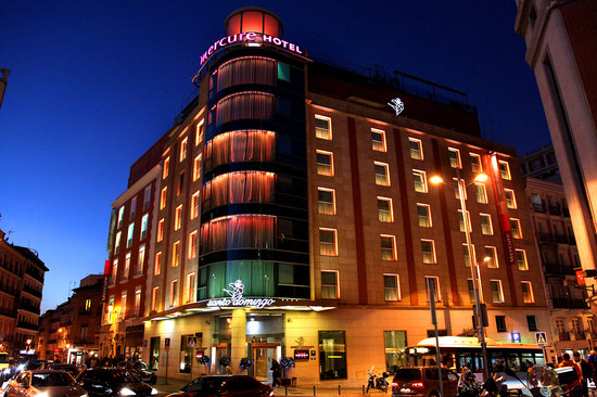 Photo of Best Western Premier Hotel Santo Domingo Madrid
