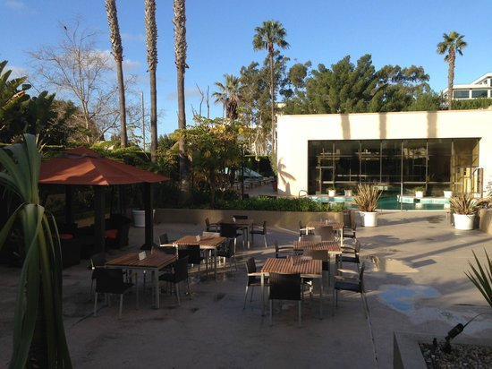 View Of The Pool Picture Of Torrance Marriott Torrance Tripadvisor