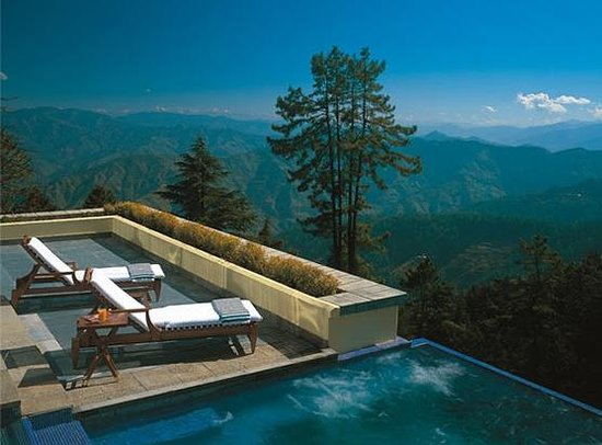 Mashobra, India: Wildflower Hall