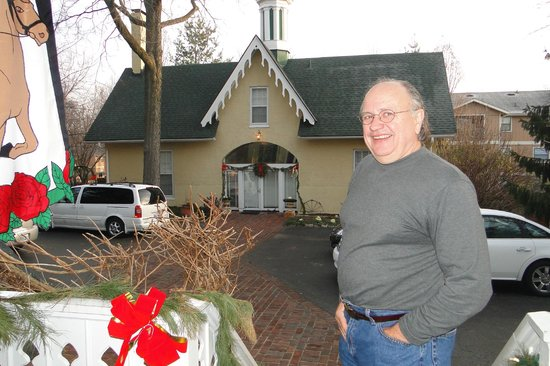 Inn at Woodhaven: Carriage House has 2 rooms