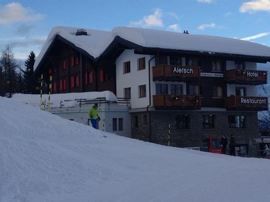 Photo of Hotel Aletsch Bettmeralp
