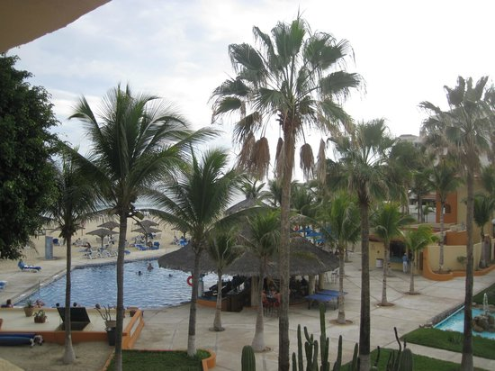 Posada Real Los Cabos: View from room 346