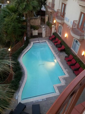 Downstairs picture of hotel indigo san antonio riverwalk san antonio tripadvisor City of san antonio swimming pools